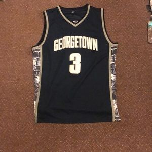 Allen Iverson Georgetown Jersey